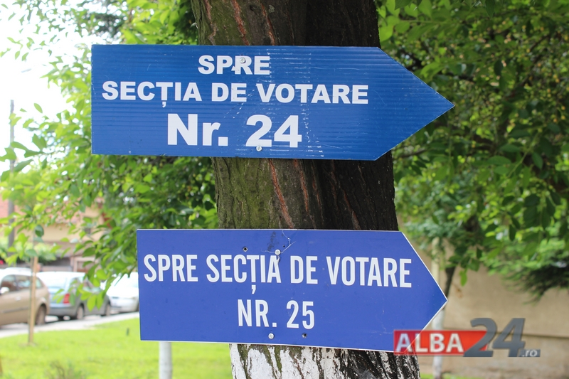 sectii votare alegeri
