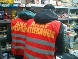 anaf antifrauda inspectori