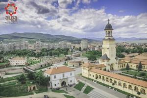 Alba Iulia cetate catedrala Poarta IV