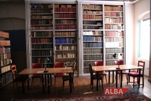 batthyaneum biblioteca 2