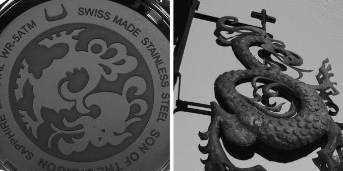 logo inspirat din simbolul casei lui Tepes