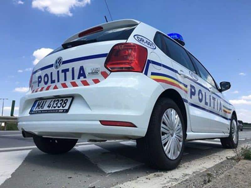 masina politia