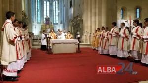 slujba catedrala romano catolica alba iulia