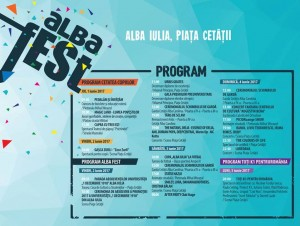 program alba fest 2017