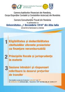 Afis - Economice seminar - v2