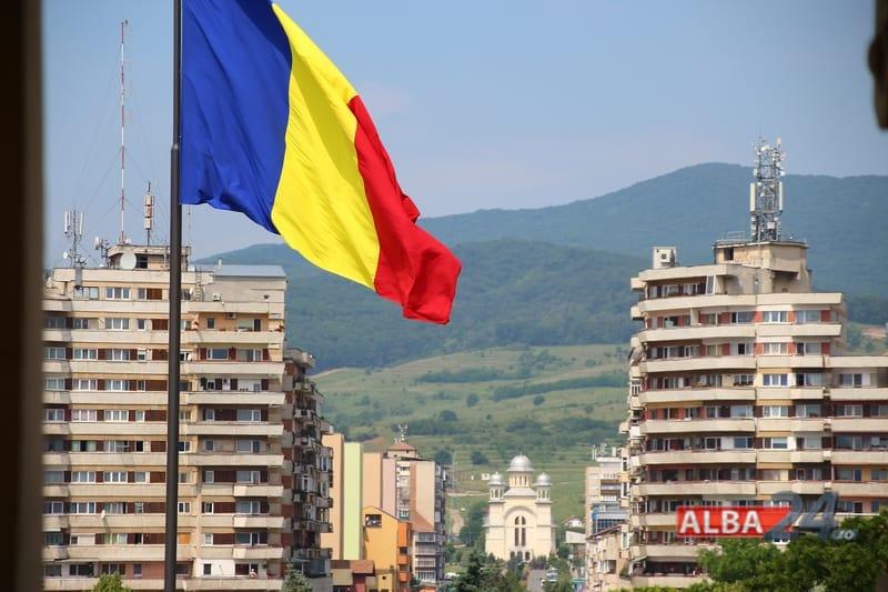 steag, tricolor, alba