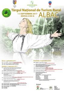 Afist targ albac 2017