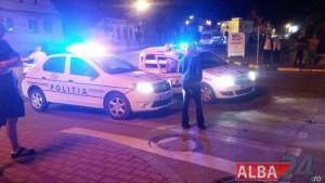 politia accident