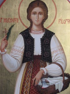 Sfanta-Filofteia