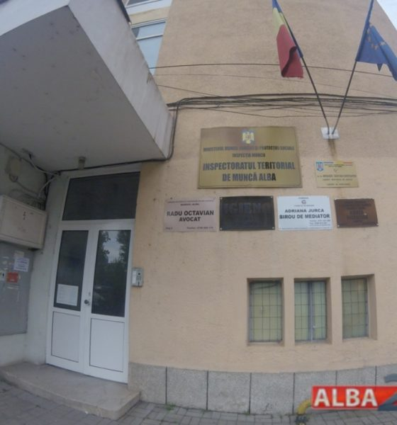 sediul ITM Alba