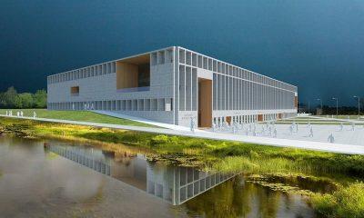 Sala polivalenta Blaj - proiect
