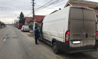 actiune politia control trafic rutier