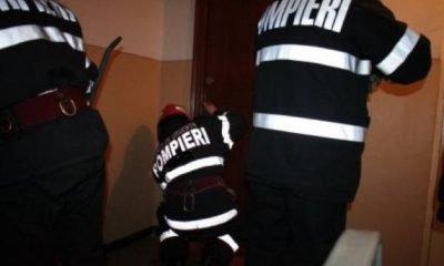 interventie ISU deblocare usa apartament
