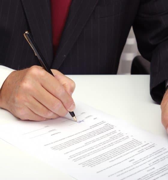 semnare acte