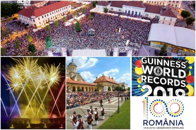 Evenimente Centenar Alba Iulia