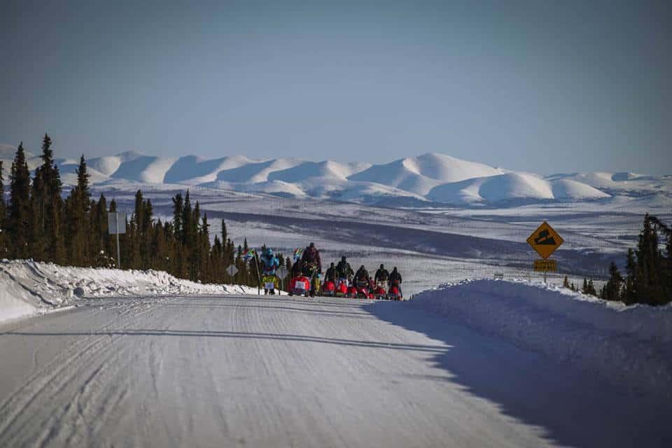 start arctic ultra