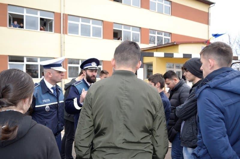 IPJ Alba promoveaza meseria de politist