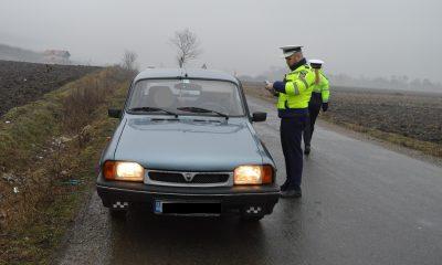 Actiune trafic Politia Alba