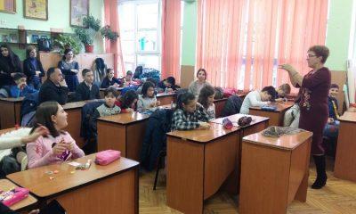 elevi scoala Mihai Eminescu