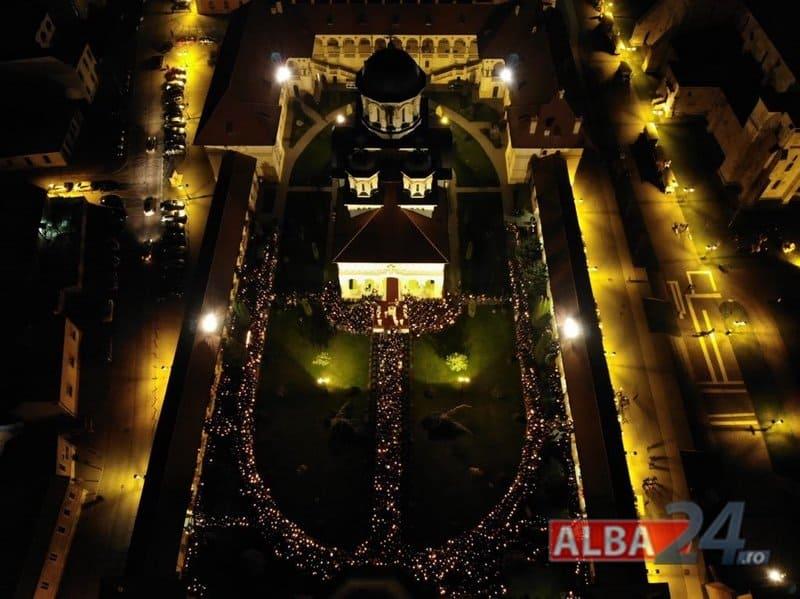 Slujba de Inviere Catedrala Alba Iulia