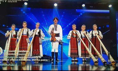 Liviu Burz - Românii au talent