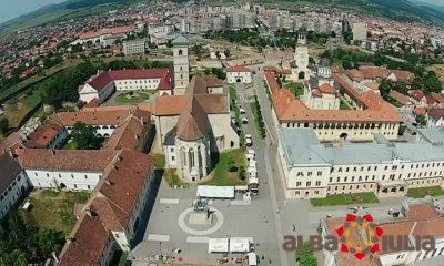Alba Iulia drona