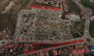 extindere cimitir alba iulia