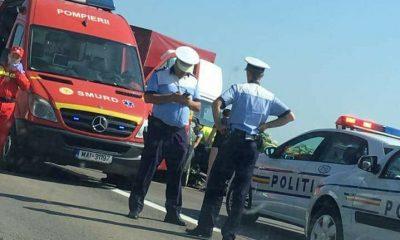 smurd politie accident
