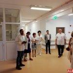 Inaugurare secție noua Spitalul Județean