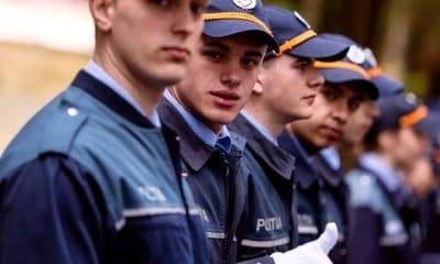 politisti admitere