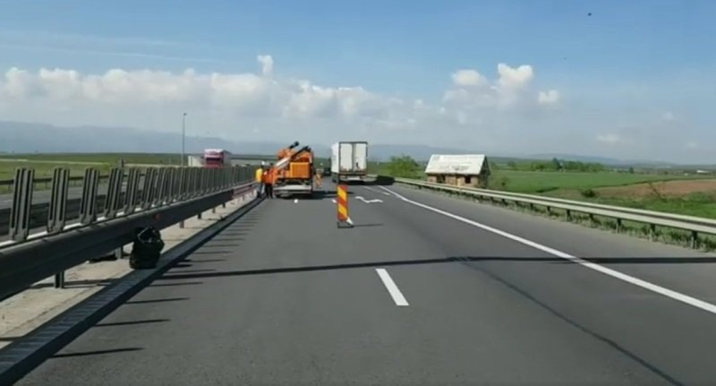 lucrari autostrada
