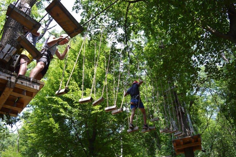 parc aventura copii