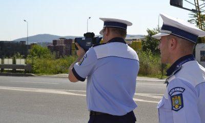 radar pistol politia rutiera