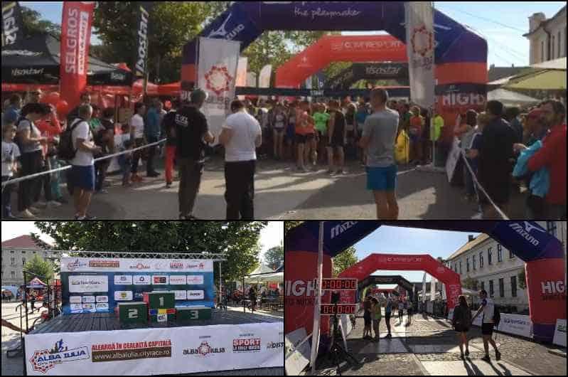 alba iulia city race 2018