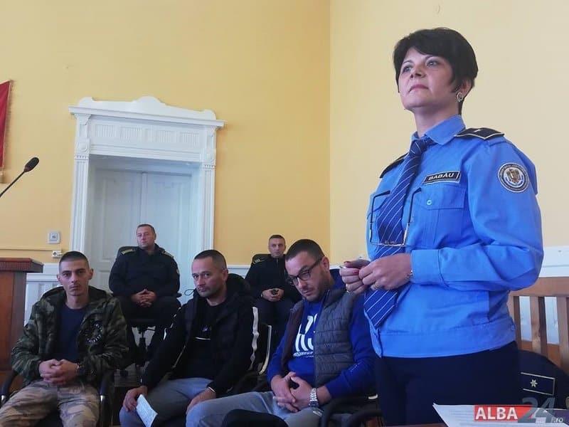 ziua portilor deschise la Curtea de Apel alba Iulia