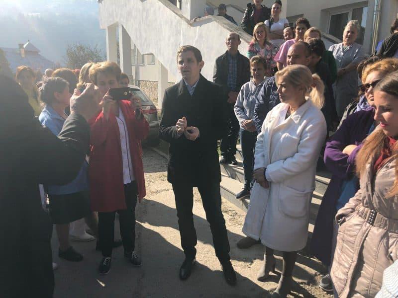 protest spital campeni