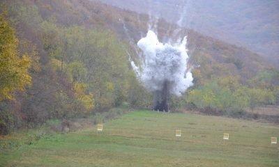explozibil poligon