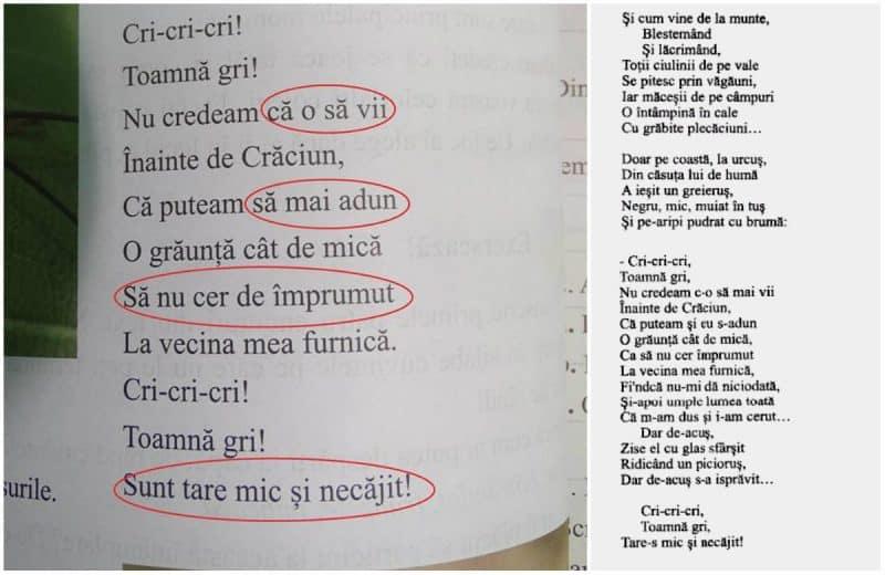 Balada Unui Creier Mic O Poezie A Lui Toprceanu Modificat La