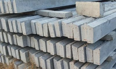 stalpi beton