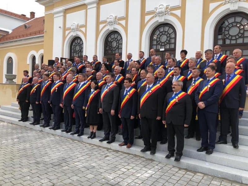 Primarii din judetul Alba