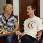 9 Constantin Stroe, campion national la persoane cu dizabilitati