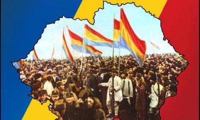 Afis-Alba Iulia-Marsul Unirii