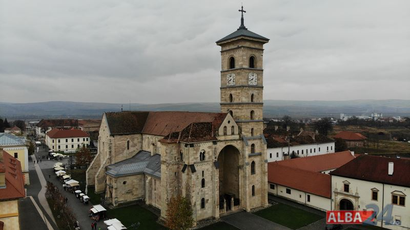 catedrala romano catolica alba iulia