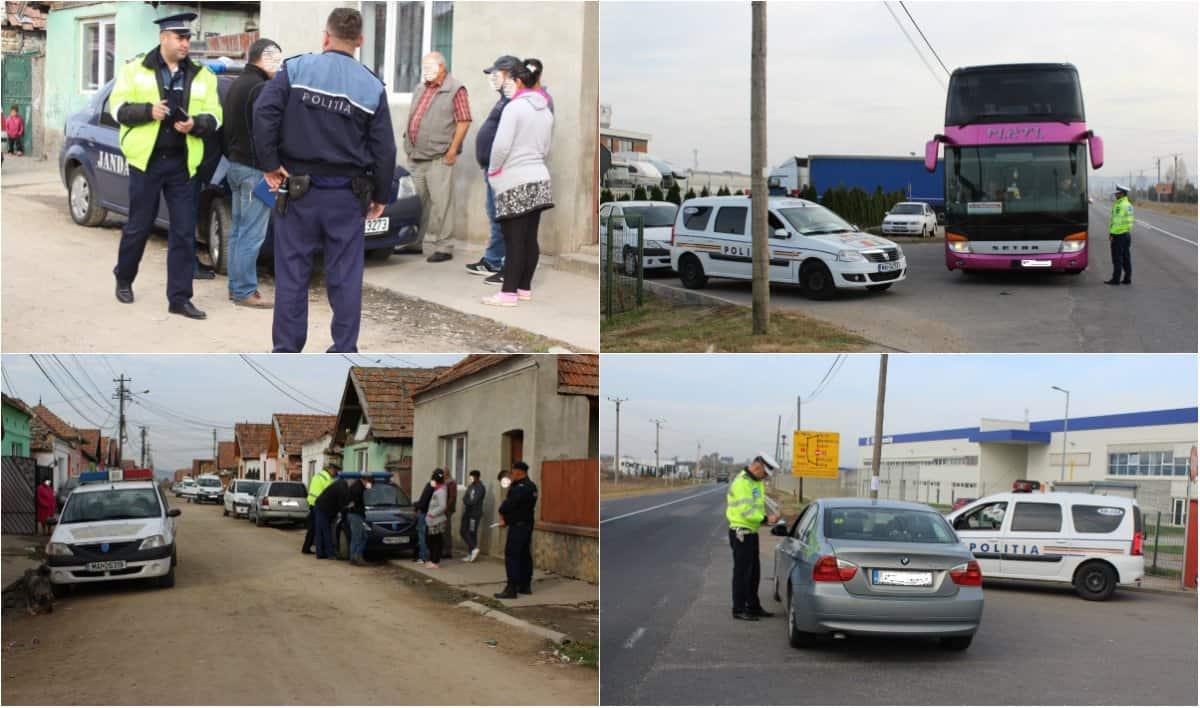 colaj actiune politie sebes