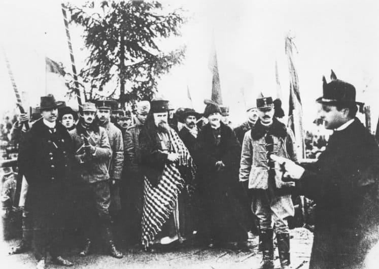 hossu rezolutie 1918