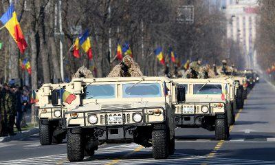 parada militara bucuresti