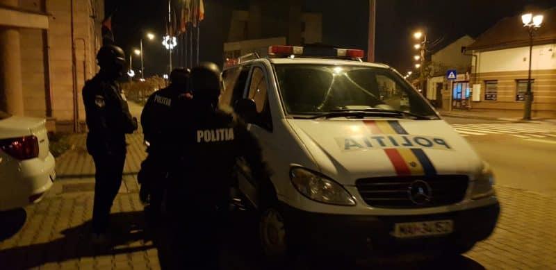 mascati politie noaptea