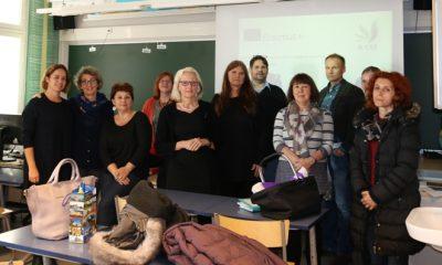 profesori CSEI Alba Iulia in Finlanda