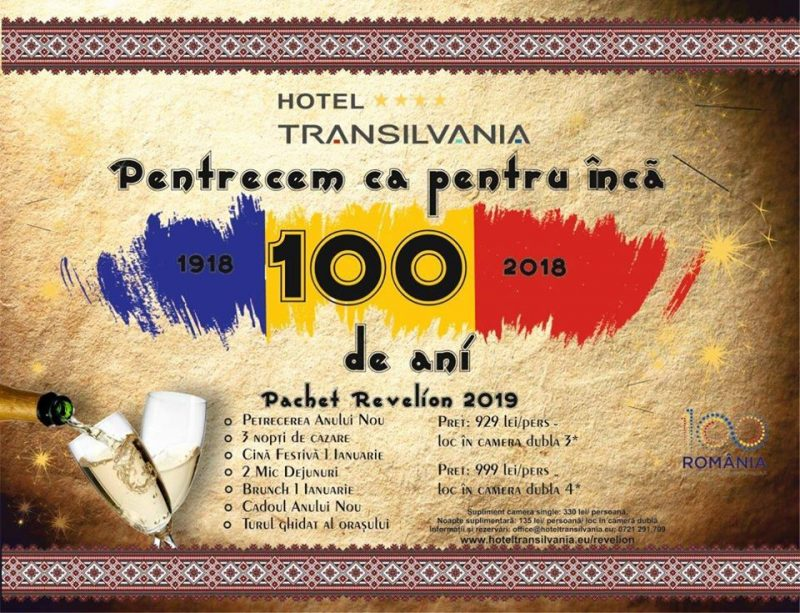 revelion la transilvania