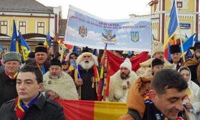 marsul unirii